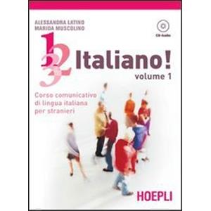 45469 - 1, 2, 3... ITALIANO! - VOL. 1 + CD AUDIO
