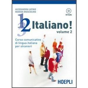 1, 2, 3... ITALIANO! - VOL. 2 + CD AUDIO