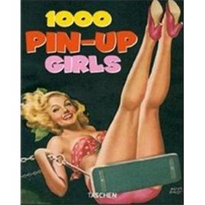 9791357 - 1000 PIN-UP GIRLS