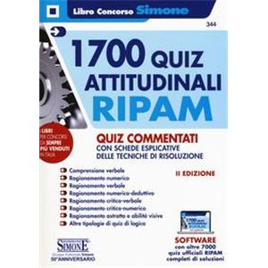 1700 QUIZ ATTITUDINALI RIPAM
