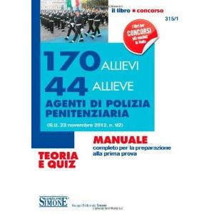 9903837 - 170 ALLIEVI - 44 ALLIEVE TEORIA+QUIZ