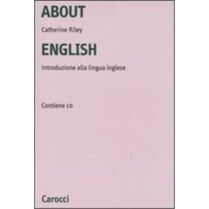 9939904 - ABOUTH ENGLISH. Introduzione alla lingua inglese. Con CD-ROM