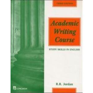 60314 - ACADEMIC WRITING COURSE