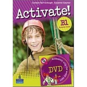 49703 - ACTIVATE! GRAMMAR & VOCABULARY BOOK - B1+ LEVEL GRAMMAR