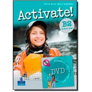 51164 - ACTIVATE! STUDENT'S BOOK + DVD - B2 LEVEL