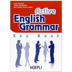 45474 - ACTIVE ENGLISH GRAMMAR - KEY BOOK
