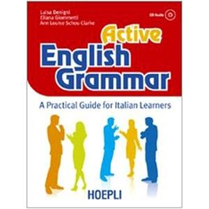 45473 - ACTIVE ENGLISH GRAMMAR + CD AUDIO