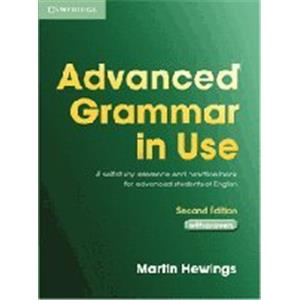 ADVANCED GRAMMAR IN USE. 2ND ED.WITH ANSWERS
