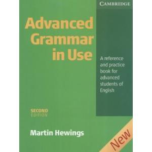 ADVANCED GRAMMAR IN USE. 2ND ED. WITHOUT ANSWERS