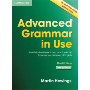 9949639 - ADVANCED GRAMMAR IN USE 3RD EDITION. BOOK WITH ANSWERS