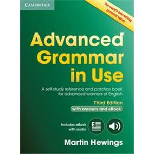 9949633 - ADVANCED GRAMMAR IN USE 3RD EDITION. BOOK WITH ANSWERS AND INTERACTIVE EBOOK