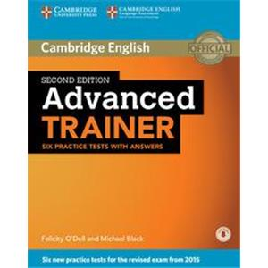 9959346 - ADVANCED TRAINER. PRACTICE TESTS WITH ANSWERS AND AUDIO CD