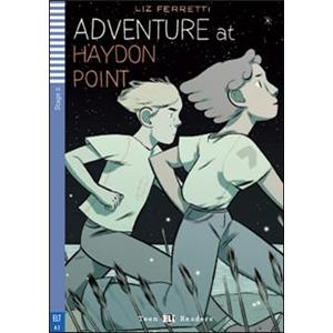 9930201 - ADVENTURE AT HAYDON POINT  + AUDIO CD