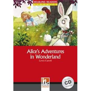 9797206 - ALICE'S ADVENTURES IN WONDERLAND + CD AUDIO