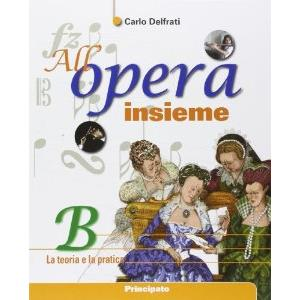 ALL' OPERA  INSIEME B + CD