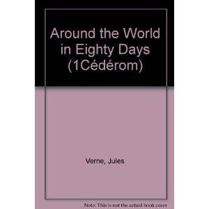 AROUND THE WORLD IN EIGHTY DAYS + CD AUDIO