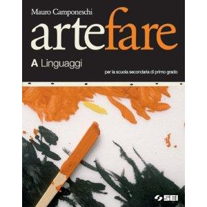 23355 - ARTEFARE - VOL. A +B1+ LABORATORIO