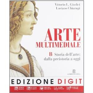 9802962 - ARTE MULTIMEDIALE. VOL B STORIA DELL'ARTE+DVD-ROM ME-BOOK