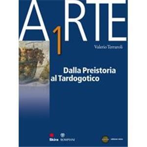 9921036 - ARTE SET 1 - EDIZIONE IN 3 VOLUMI OPENBOOK. DALLA PREISTORIA AL TARDOGOTICO