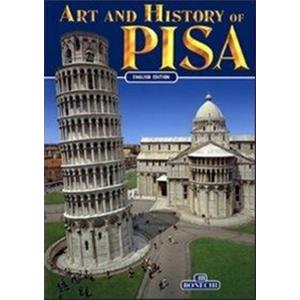 9939629 - ART AND HISTORY OF PISA    (  IN LINGUA INGLESE  )