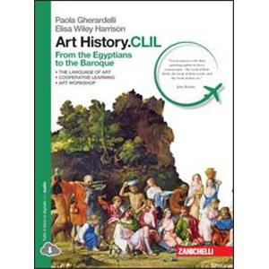 9941482 - ART HISTORY CLIL - FROM EGYPTIANS TO BAROQUE (LD).