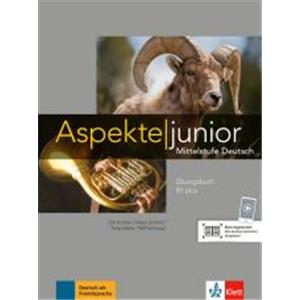 9958441 - ASPEKTE JUNIOR B1 PLUS. ?BUNGSBUCH MIT AUDIO