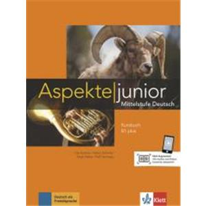 9955151 - ASPEKTE JUNIOR B1 PLUS. KURSBUCH MIT AUDIO