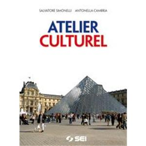 9955697 - ATELIER CULTUREL. CIVILTA' FRANCESE. E-BOOK IN PDF SCARICABILE SU SCUOLA-BOOK