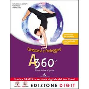 9921103 - A 360° - ALLENARSI - MB + CONT DIGIT. VOLUME UNICO + ME BOOK + RISORSE DIGITALI
