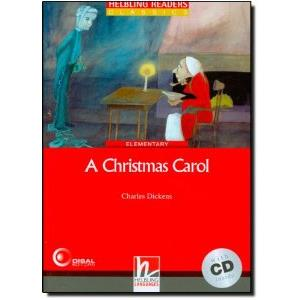 67356 - A CHRISTMAS CAROL + CD AUDIO