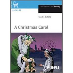72860 - A CHRISTMAS CAROL + CD AUDIO