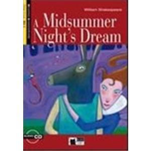 20161 - A MIDSUMMER NIGHT'S DREAM + CD