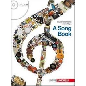 66912 - A SONG BOOK + CD AUDIO