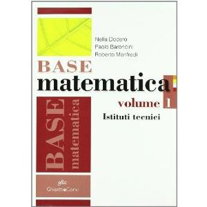 65815 - BASE MATEMATICA  -  VOL. 1 X ITI
