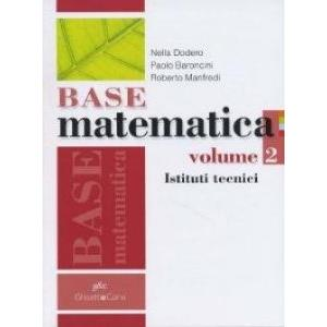65816 - BASE MATEMATICA  -  VOL. 2 X ITI