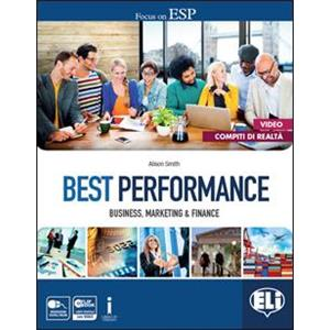 9941910 - BEST PERFORMANCE + PROVE D'ESAME. IN BUSINESS, MARKETING & FINANCE