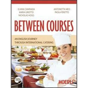 65307 - BETWEEN COURSES + CD AUDIO - 3ED.