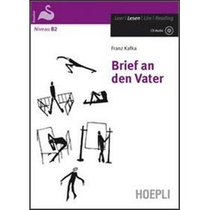 BRIEF AN DEN VATER + CD AUDIO