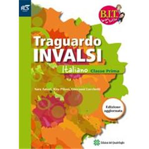 9954696 - B I T  - BRAVI IN TUTTO - INVALSI ITALIANO 1. TRAGUARDO INVALSI ITALIANO 1