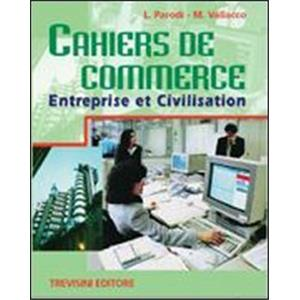 CAHIERS DE COMMERCE + CD