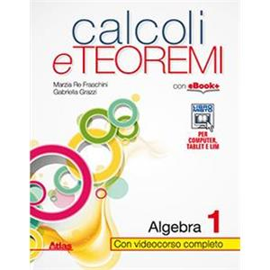 9920604 - CALCOLI E TEOREMI   VOL. 1