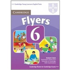 71692 - CAMBRIDGE YOUNG LEARNERS - ENGLISH TESTS - FLYERS 6 - 2ED.