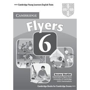 71693 - CAMBRIDGE YOUNG LEARNERS - ENGLISH TESTS - FLYERS 6 - ANSWER BOOKLET - 2ED.
