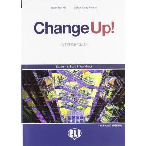 68783 - CHANGE UP! - INTERMEDIATE - SB + WB + CD AUDIO