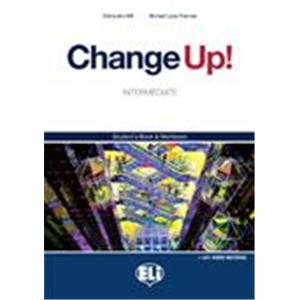 68787 - CHANGE UP! - INTERMEDIATE - WB + CD AUDIO