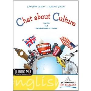 71728 - CHAT ABOUT CULTURE + CD AUDIO.