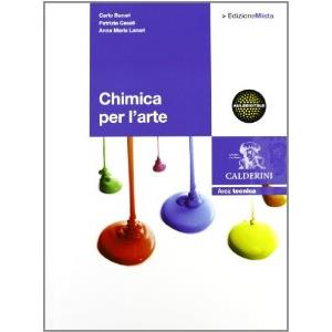 9947567 - CHIMICA PER L'ARTE   VIDEO TUTORIAL ENGLISH FOR CHEMISTRY ALTA LEGGIBILITA'