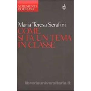 9943080 - COME SI FA UN TEMA IN CLASSE