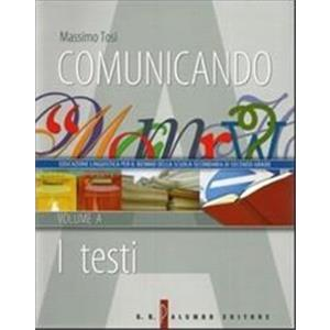 COMUNICANDO - VOL. A+B + CD ROM