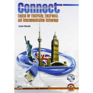 9907136 - CONNECT + CD AUDIO. ENGLISH FOR ELECTRICITY, ELECTRONICS AND TELECOMMUNICATION TECHNOLOGY
